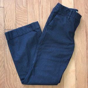 Ann Taylor Loft Petite ANN Fit Cuffed Trousers